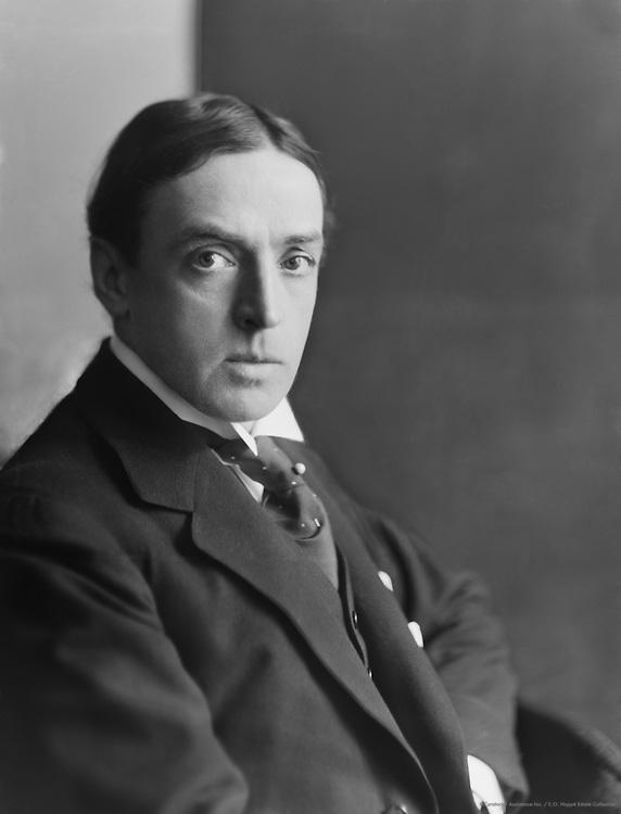 John Martin-Harvey, actor, c1909
