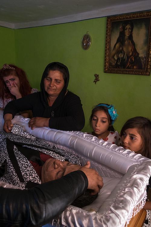 Risultati immagini per deceased coffin