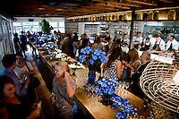 Sydney FC lunch at Peter Sullivan and Matt Moran's new Restaurant Chiswick House in Woollarah.