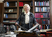 1/16/2002 -- Washington, D.C. -- Supreme Court Justice Sandra Day O'Connor in her chambers at the Supreme Court building.