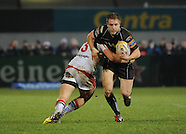 Ulster Rugby v Ospreys 080213
