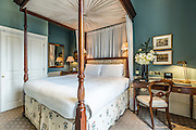 Four Poster Suite at the Royal Park Hotel, Paddington, London, for the hotel