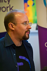 Pictured: James Morton, Scottish Transgender Alliance, Manager<br /> <br /> Cabinet Secretary for Communities, Social Security and Equalities, Angela Constance today launched a consultation on plans to make it easier – and less intrusive – for transgender people to be legally recognised in their acquired gender.<br /> <br /> The Programme for Government set out a commitment that the Scottish Government would consult on reforming gender recognition legislation.<br /> <br /> Ms Constance visited LGBT Youth in Edinburgh and met members of their Commission on Gender Recognition, as well as representatives from Scottish Trans Alliance and the Equality Network, and heard about their experiences.<br /> <br /> Ger Harley | EEm d9 November 2017
