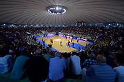 DESCRIZIONE : Cagliari Qualificazione Eurobasket 2015 Qualifying Round Eurobasket 2015 Italia Svizzera Italy Switzerland<br /> GIOCATORE : Panoramica<br /> CATEGORIA : Panoramica Tifosi<br /> EVENTO : Cagliari Qualificazione Eurobasket 2015 Qualifying Round Eurobasket 2015 Italia Svizzera Italy Switzerland<br /> GARA : Italia Svizzera Italy Switzerland<br /> DATA : 17/08/2014<br /> SPORT : Pallacanestro<br /> AUTORE : Agenzia Ciamillo-Castoria/GiulioCiamillo<br /> Galleria: Fip Nazionali 2014<br /> Fotonotizia: Cagliari Qualificazione Eurobasket 2015 Qualifying Round Eurobasket 2015 Italia Svizzera Italy Switzerland<br /> Predefinita :