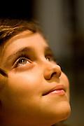 Belo Horizonte_MG, Brasil...Rosto de uma menina...A girl face...Foto: MARCUS DESIMONI / NITRO