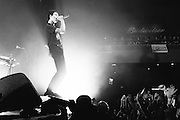 The Neighbourhood performed to a sold out crowd at The Pageant in St. Louis, Missouri on March 14th, 2014. LA's Kitten joined them.