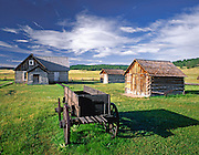 AA03484-04...COLORADO - Historic Hornbek Homestead at Florissant Fossil Beads National Monument