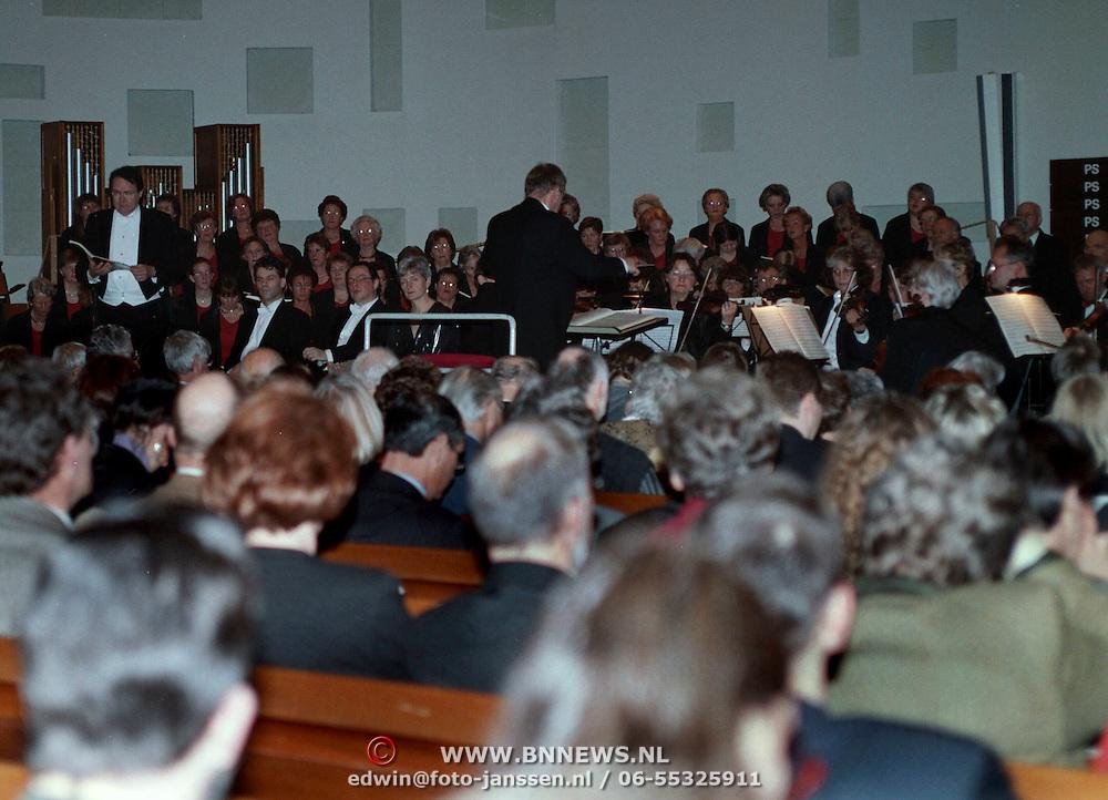 Optreden Excelsior koor Zenderkerk
