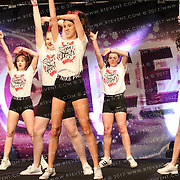1018_Queens of Herts - Small Junior Schools Cheer Level 2 Schools