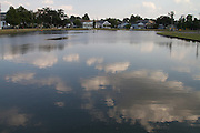 This is Bayou St. John in New Orleans. ©Kathy Anderson, All Rights Reserved