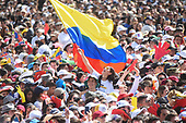 Pope Francis visit to Colombia