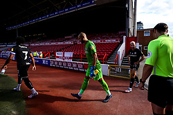 Niki Maenpaa of Bristol City - Mandatory by-line: Robbie Stephenson/JMP - 01/07/2020 - FOOTBALL - The City Ground - Nottingham, England - Nottingham Forest v Bristol City - Sky Bet Championship