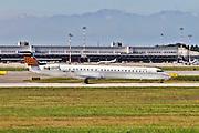 Eurowings, Canadair Regional Jet CRJ-900 at Milan - Malpensa (MXP / LIMC) Italy