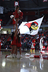 05 December 2015:  Illinois State Redbirds host the University of Alabama - Birmingham Blazers at Redbird Arena in Normal Illinois (Photo by Alan Look)
