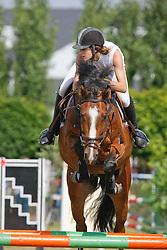 Van Hul Lente (BEL) - Franciscus Hero vd Lentamel<br /> BWP-LRV Moorsele 2009<br /> Photo © Dirk Caremans
