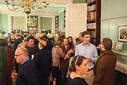The Love-charm of Bombs. Restless Lives in the Second World War. By Lara Feigel - book launch party. Bloomsbury Publishing, 50 Bedford Square, London, WC1, 17 JANUARY 2012.