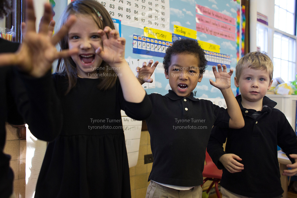 School Without Walls at Francis Stevens <br /> 2425 N St NW, Washington, DC 20037<br /> <br /> <br /> <br /> <br /> Kinder class game time<br /> #6079 NO DCPS release<br /> No RWJF releases