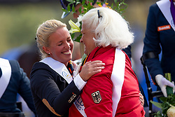 Heuitink Joyce, NED,<br /> World Equestrian Games - Tryon 2018<br /> © Hippo Foto - Sharon Vandeput<br /> 21/09/2018