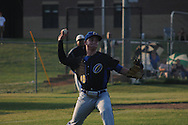 Oxford High's Michael Bianco vs. Hernando in high school baseball playoff action in Hernando, Miss. on Friday, May 4, 2012. Hernando won 7-1.