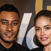 NLD/Amsterdam/20141215- Glamour Woman of the Year 2014, Sunnery james en partner Doutzen Kroes