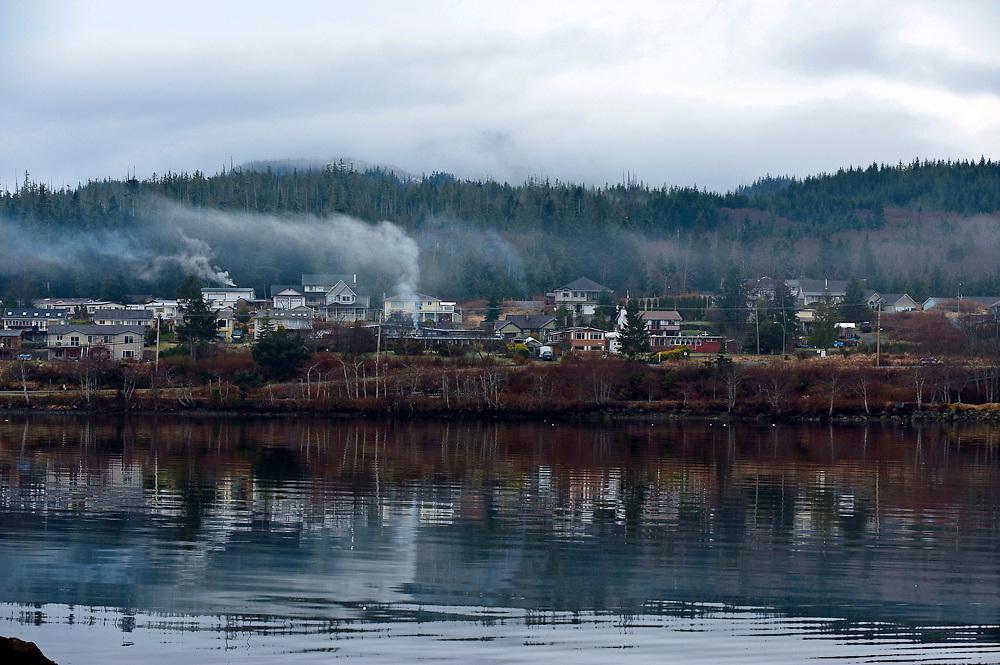 Port Hardy, Vancouver Island, British Columbia, Canada