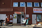 Norway. Norge Troll-kafeen in Skibotn is run by germans and they serve homemade food from fresh fish and moose-meat, among other things. Just by E6 and to be recomended.