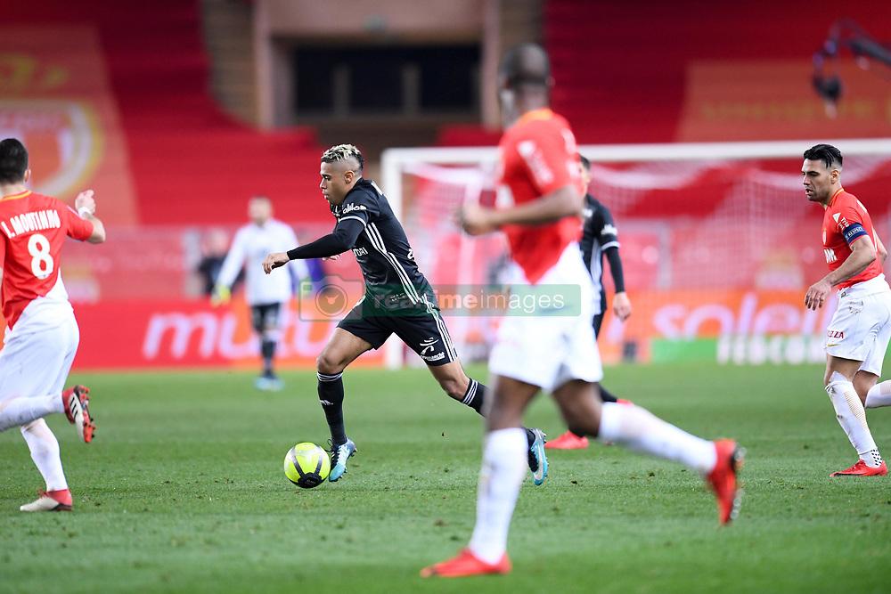 February 4, 2018 - Monaco, France - 09 Mariano DIAZ  (Credit Image: © Panoramic via ZUMA Press)