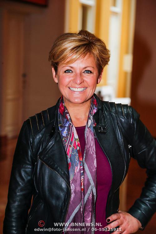 NLD/Amsterdam/20130325 - High Fashion Tea Jos Raak 2013, Caroline Tensen