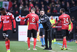 January 16, 2019 - Guingamp, France - JOCELYN GOURVENNEC  (Credit Image: © Panoramic via ZUMA Press)