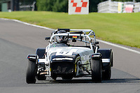 #47 Gary Weatherill Caterham Supersport during the ITC Compliance Caterham Supersport Championship at Oulton Park, Little Budworth, Cheshire, United Kingdom. August 13 2016. World Copyright Peter Taylor/PSP.
