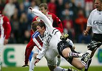 Fotball, 26. april 2003, Tippeligaen, Sogndal-Tromsø 3-1. Alexander Ødegaard, Sogndal