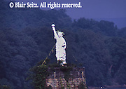 Statue of Liberty Replica, Personal Project, Susquehanna River, Dauphin Narrows, Harrisburg, PA