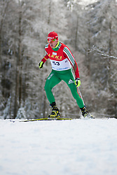 SILCHANKA Siarhei, Biathlon Middle Distance, Oberried, Germany