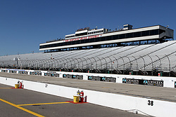 July 20, 2018 - Loudon, NH, U.S. - LOUDON, NH - JULY 20: The front stretch at New Hampshire Motor Speedway before practice for the Monster Energy Cup Series Foxwoods Resort Casino 301 race on July, 20, 2018, at New Hampshire Motor Speedway in Loudon, NH. (Photo by Malcolm Hope/Icon Sportswire) (Credit Image: © Malcolm Hope/Icon SMI via ZUMA Press)