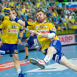 20120324: SLO, Handball - Champions League, RK Cimos Koper vs Kielce (POL)