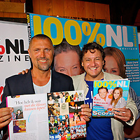 100%NL COVERONTHULLING