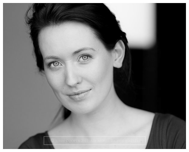 Headshot of actress Joanne McGuinness.