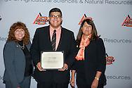 Freshmen and Transfer Student scholarship reception.<br />  Martha Burger Endowed FFA Leadership Scholars presented to Cleo Giraldo