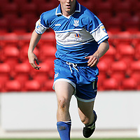 St Johnstone FC...Season 2006-07<br />Steven Anderson<br /><br />Picture by Graeme Hart.<br />Copyright Perthshire Picture Agency<br />Tel: 01738 623350  Mobile: 07990 594431