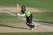 Deepti Sharma of Western Storm batting during the Kia Women's Cricket Super League Final match between Western Storm and Southern Vipers at the 1st Central County Ground, Hove, United Kingdom on 1 September 2019.