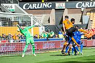 Wolverhampton W v Cardiff City - EFL Championship