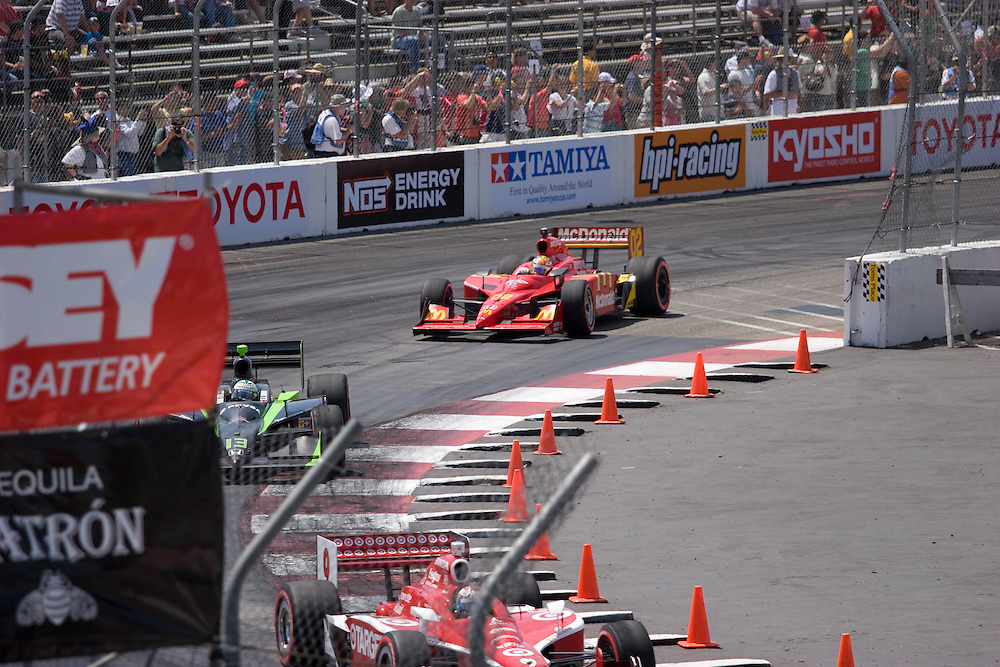 finished 8 Long Beach Grand Prix 09