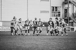 The team warm up prior to kick off - Mandatory by-line: Ryan Hiscott/JMP - 14/10/2018 - FOOTBALL - Stoke Gifford Stadium - Bristol, England - Bristol City Women v Birmingham City Women - FA Women's Super League 1