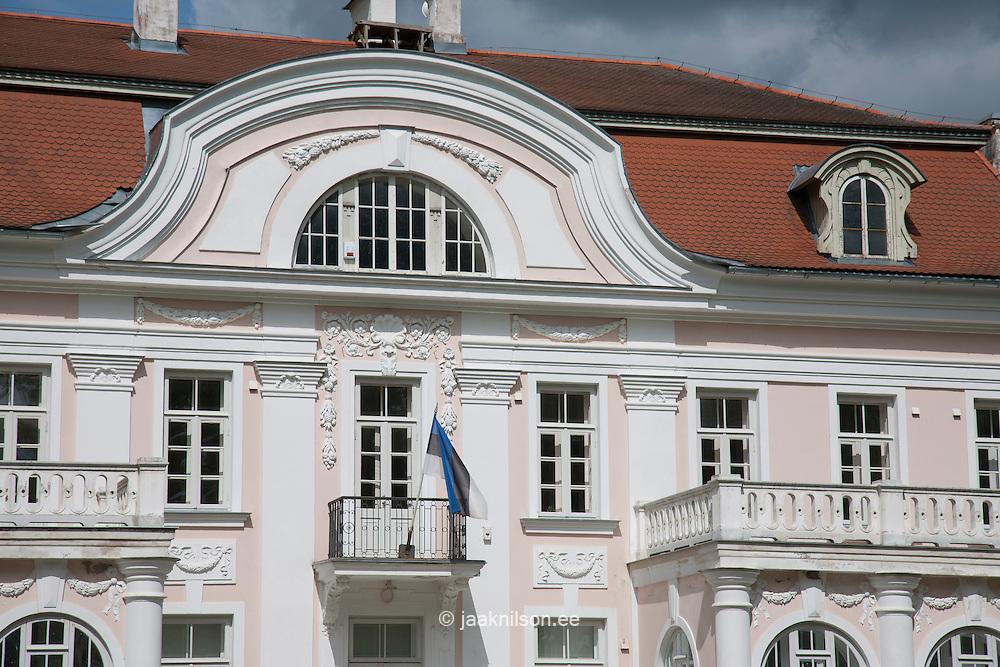 Laupa Manor School, Järva County, Estonia, Europe