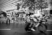 Proloog van de Tour de France in Rotterdam.<br /> <br /> Prologue of the Tour the France in Rotterdam.