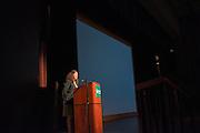 Dr. Marlene De La Cruz-Guzmán, Director of OMSAR speaks to LINKS participants andf MEMAUD