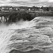 Cohoes Falls, Mohawk River
