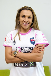 July 21, 2014 - Malmo, Sweden - MARTA VIEIRA DA SILVA, known as MARTA, has accepted a position with FC Rosengard for the upcoming season. The Brazilian football star was named FIFA World Player of the Year five consecutive times between 2006 and 2010. (Credit Image: © Ludvig Thunman/Bildbyran/ZUMA Wire)