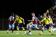 Jack Wilshire (19) of West Ham United during the EFL Cup match between Oxford United and West Ham United at the Kassam Stadium, Oxford, England on 25 September 2019.