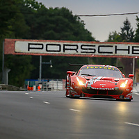 #85, Keating Motorsport, Ferrari 488 GTE, LMGTE Am, driven by:Ben Keating, Jeroen Bleekemolen, Luca Stolz, 24 Heures Du Mans  2018, , 14/06/2018,
